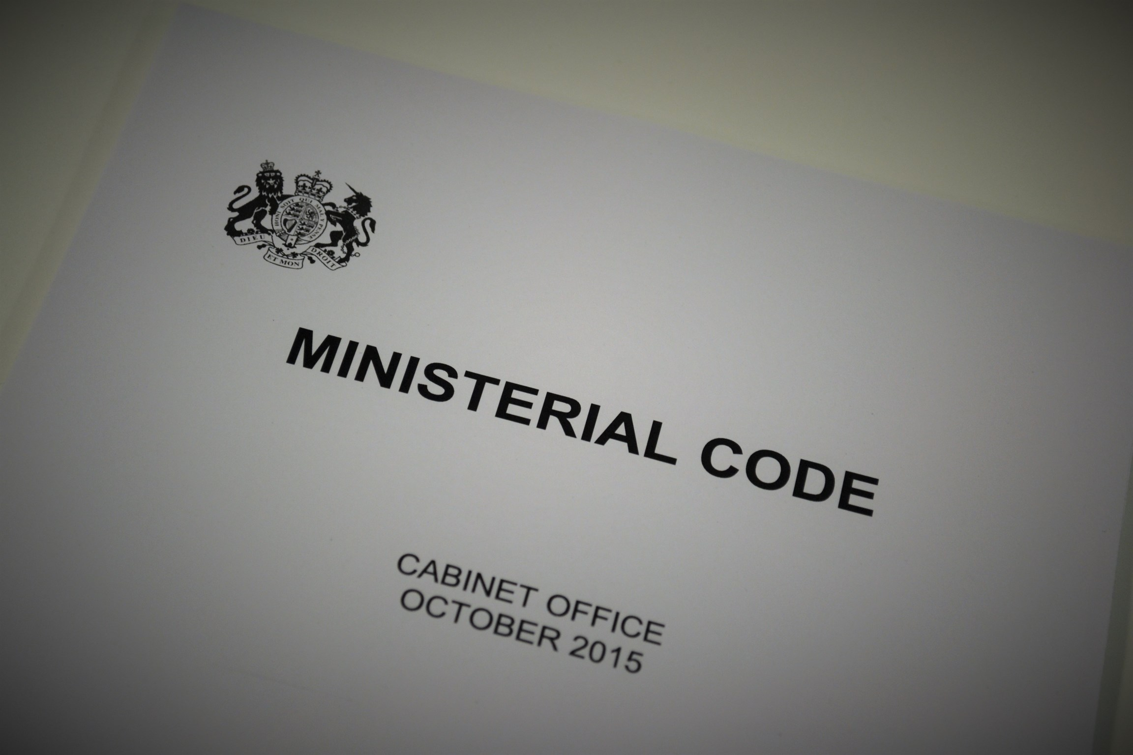 Opg public guardian me the carer ministerial code book written by him fandeluxe Choice Image